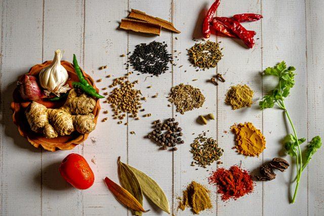 Amazing Taste-Enhancer Indian Spices